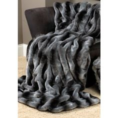 Tonal greys make Chinchilla a star in our Limited Edition series. Velvet-lined and in three sizes, Chinchilla faux fur throws are machine wash/line dry. Grey Faux Fur Throw, Faux Fur Blanket, Fuzzy Blanket, Velvet Throw Blanket, Dog Blanket, Fluffy Blankets, Throw Blankets, Comfy Blankets, Bed Throws