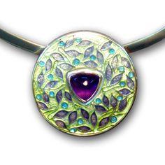 Carolyn Delzoppo pendant