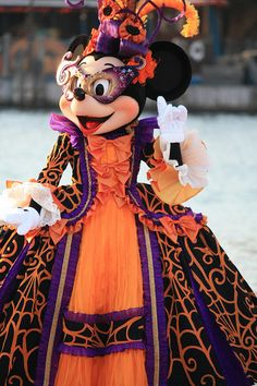 Everyone needs to go to Disneys Not So Scary Halloween Party at least once!!! Sooo fun!~AD