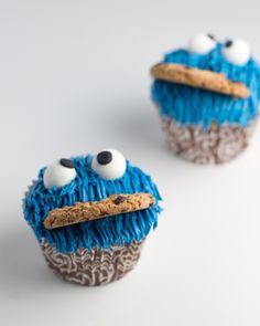 Objetivo: Cupcake Perfecto.: ¡Pon un Monstruo de las Galletas en tu vida!