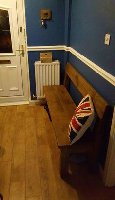 Indigo Furniture Bench