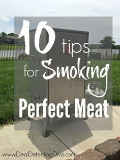 How to Smoke Meat: 10 Tips for Smoking Perfect Meat