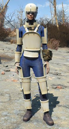 fallout 4 synth armor - Google Search