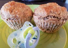 Μάφινς χωρίς ζάχαρη και γλυκαντικά για παιδάκια και μωρά συνταγή από Φασολάκι - Cookpad Baby Food Recipes, Cooking Recipes, Kids Meals, Muffins, Food And Drink, Cupcakes, Sweets, Sugar, Breakfast