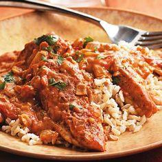 Quick Chicken Tikka Masala Recipe   Kitchen Daily