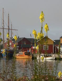 Sjökvarteret, åland