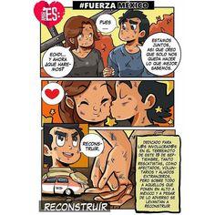 #FuerzaMéxico  De  @el_chico_detergente_oficial @_amares_  #pelaeldiente  #comics #caricaturas #viñetas #graphicdesign #funny #art #ilustración #dibujos #humor #artistas #creatividad #illustrator #painting #feliz #artwork #draw #diseño #doodle #cartoon #amor #sonrisa