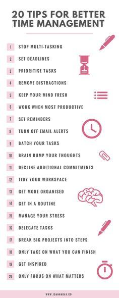 girl boss // motivation // success // time management // organisation // work organisation // freelance // self employed // productivity // efficiency Lerntyp Test, Motivacional Quotes, Life Quotes, Lyric Quotes, Blogging, Good Time Management, Time Management Quotes, Time Management For Students, Time Management Activities