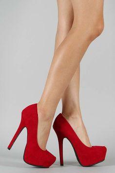 #neeeed red heels!