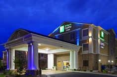 Check Out The Brand New Holiday Inn Express Suites Edwardsville Hotel In Illinois