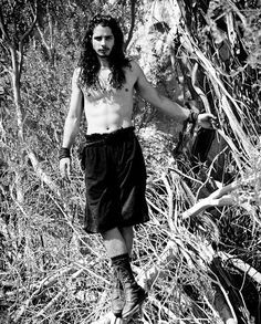 Chris Cornell ♥ on Pinterest | Temple Of The Dog, Eddie Vedder ...