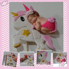 Sailor BabyEdible Cake Toppers Made of Vanilla Fondant and