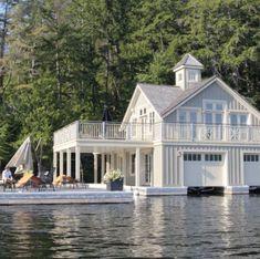 Fantastic Boathouse!