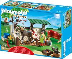 Playmobil Playmobil Stadnina Koni Stacja Opieki Nad Końmi 5225