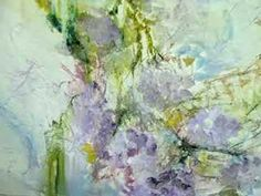 Acrylic Rice Paper Collage Demonstration. by Millie Gift Smith