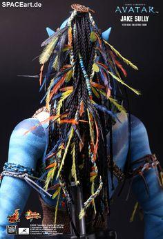 Avatar: Jake Sully, Deluxe-Figur (voll beweglich) ... https://spaceart.de/produkte/avt002.php