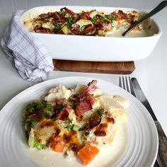 Health And Wellbeing, Mozzarella, Risotto, Bacon, Food And Drink, Ethnic Recipes, Pork Belly