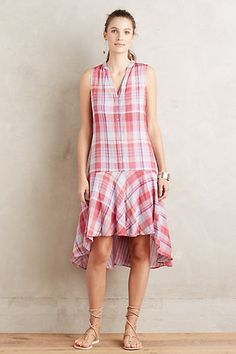 Pippa Swing Dress #anthropologie figure out bow to sew this, the price is ridiculous