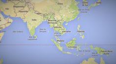 O processo de visto para os países do Sudeste Asiático