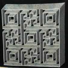 Labyrinth Walk Quilt Pattern...wow! That looks like a challenge ... : labrynth quilt - Adamdwight.com