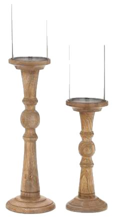 DecMode Decmode Wood and Glass Candleholder, Set of Multi Color Glass Hurricane Lamps, Glass Votive, Glass Candlesticks, Metal Lanterns, Candle Lanterns, Candle Stand, Candle Holders, Ceramic Lantern, Wood Turning