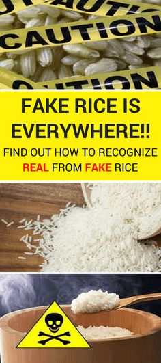 This fake rice is almost the same as the real one and there is no way to make difference between the two types. Also, this Chinese rice is causing a lot of stomach problems. Because of this take a good look at what you are buying! Fake rice | Chinese rice | Fake rice test #fakerice #chineserice #fakericetest