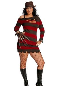 Sexy Halloween Costumes For Plus-Size Women