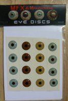 Incredibly Realistic Iris Eye Discs Iris Eye, Halloween Supplies, Thing 1, Practical Jokes, Eyes, Amazon, Holiday Decor, Pranks, Amazons