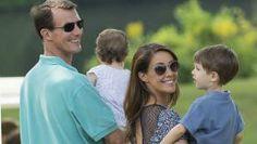 Prince Joachim & Princesse Marie of Denmark | Billed Bladet