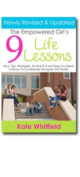 Must read for Teen girls and Moms of Teen Girls. We need to empower our girls.