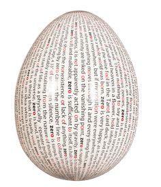 Brigitte Williams  Zero is...The Fabergé Big Egg Hunt