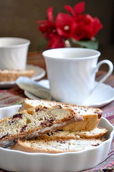 Winter Solstice: #Cranberry #Orange #Almond #Biscotti, for the #Winter #Solstice.