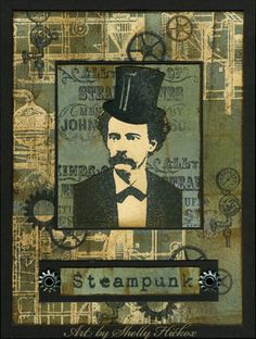 Shelly Hickox - Steampunk