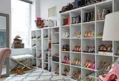 """""""To me, my shoes are like art—and I wanted them to be presented in that form!""""~ Arielle Charnas <3"""