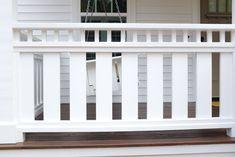 Add to shopping cart traced porch design backyard Porch Railing Designs, Front Porch Railings, Front Porch Design, Deck Railings, Deck Design, Deck Railing Ideas Diy, Veranda Railing, Front Porch Deck, Porch Ideas