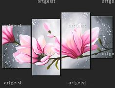 Magnolias románticas