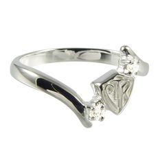 My mother purchased this ring from me.  It looks great on her.  LatterDayRings.com - CTR Ring Moonlight Plain