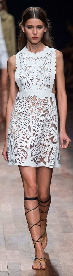 Valentino Collection Spring 2015
