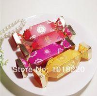 Best-seller!  100pcs/Lot Multicolor Cor Floral estilo chinês doce doces do Natal Favor Boxes Gift Box