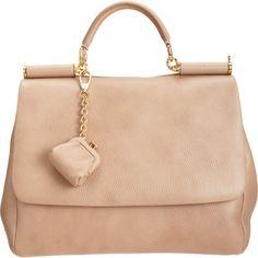 8dd817698c12 DOLCE GABBANA Medium Tote Bag - Lyst Dolce And Gabbana Handbags