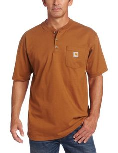 Carhartt Men`s Shortsleeve Workwear H... for only $12.59