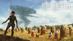 架空の1920年代を描く期待作「Iron Harvest」が僅か36時間足らずでKickstarterキャンペーンの初期ゴールをクリア