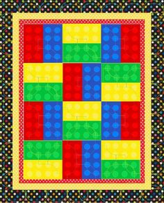 Looking for your next project? You're going to love The Color Block Quilt by designer Kindergdesigns.