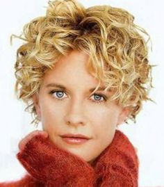 Who says women must stop Curly Hair Styles For Women Over 50 to wear trendy hairstyles ? No one ! Below you will find trendy styles for women 50 years will  Today, no woman has to walk with a gray , short curls around. For older women over 50, there are trendy hairstyles in stylish colors that not only looks great , but be younger. Read below how 50 + women should best style .