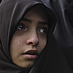 Be careful if you make a woman cry, because Allah counts her tears. A woman came out of a mans rib. Not from his feet to be walked on, not from his head to be superior over, but from his side to be equal. Under the arm to be protected, and next to the heart to be loved. May Allah set protect us all and keep us on the straight path... Amin. photo by shane marquand