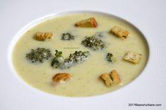 supa crema de brocoli savori urbane (2) Mozzarella, Cheeseburger Chowder, Soup, Paste, Healthy Recipes, Desserts, Tailgate Desserts, Deserts, Healthy Eating Recipes