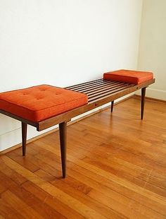 George Nelson Slat Bench.