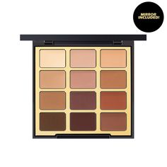 MOST LOVED MATTES EYESHADOW PALETTE – Milani Cosmetics
