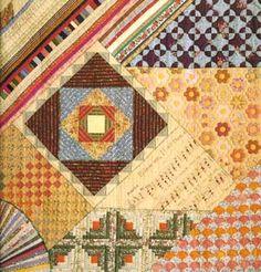 Modern Japanese quilt, 1992-1995