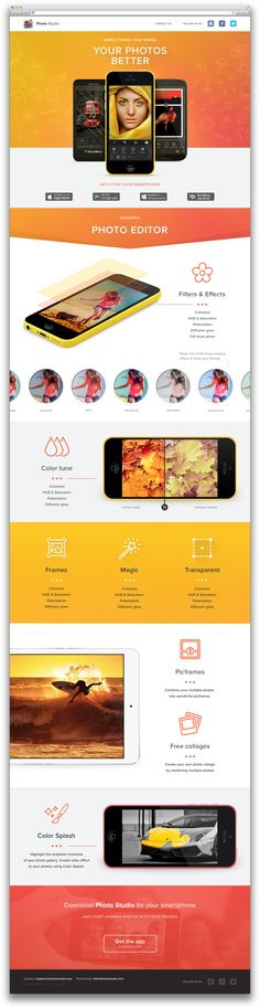 Dribbble - ps_page.png by Pavel